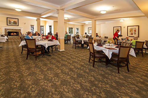 Senior Living | Assisted Living | Independent Living | Sierra Place | Carson City, NV