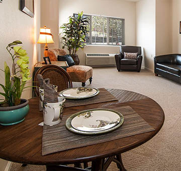 Tahoe City Senior Apartments